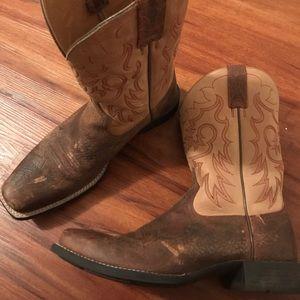 31dd435fabd Ariat Heritage Reinsman cowboy boots, 10D